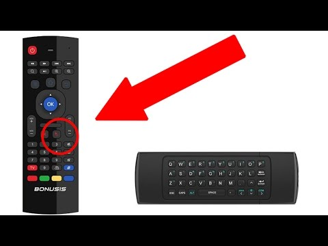 The BEST TV Remove EVER?! - Air Mouse Review