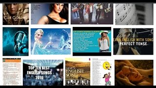 How To Download Latest English Songs from your Android/ios Phone for FREE..!!