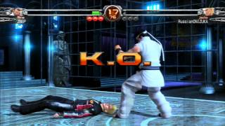 VIRTUA FIGHTER турнир сообщества Playstation #2
