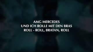 CAPITAL BRA - Roll Bratan Roll (Official HQ Lyrics)