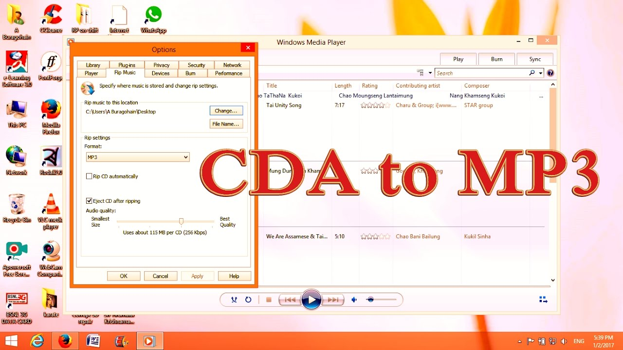 Cda To Mp3 Conversion Very Easy With