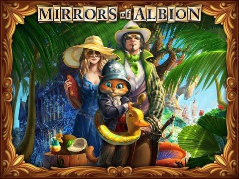 Приключенческая игра Зеркала Альбиона (2015) видео обзор игры жанра Поиск предметов (Я ищу)