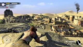 Gameplay Sniper Elite 3 (PS4) 15MIN. Multiplayer