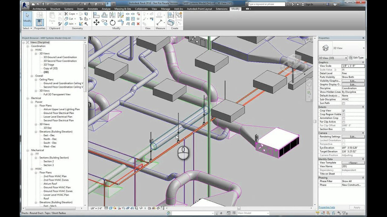 3d Cube Wallpaper Autodesk Point Layout Duct Hanger Points Within Revit