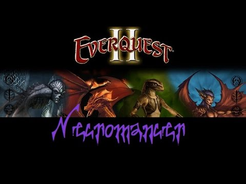 Everquest 2: Necromancer pets, spells and gameplay
