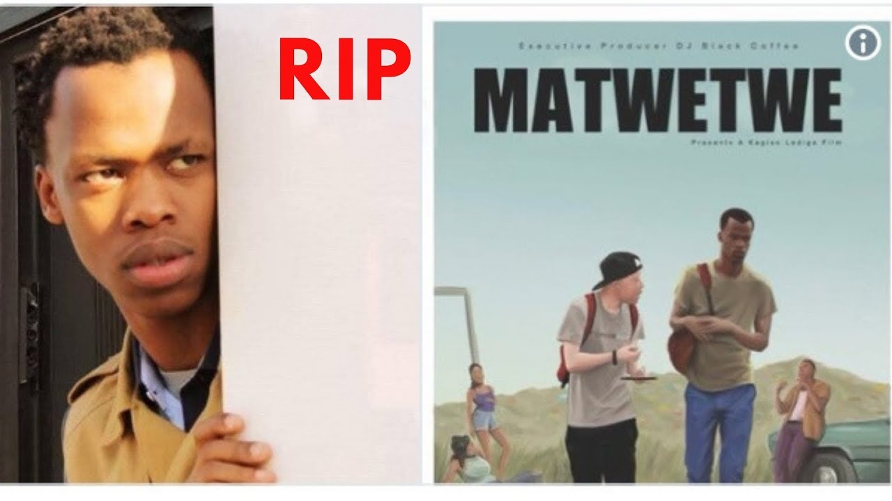 Download Full Details Of What Happened To The Matwetwe Actor Sbusiso Kwinana