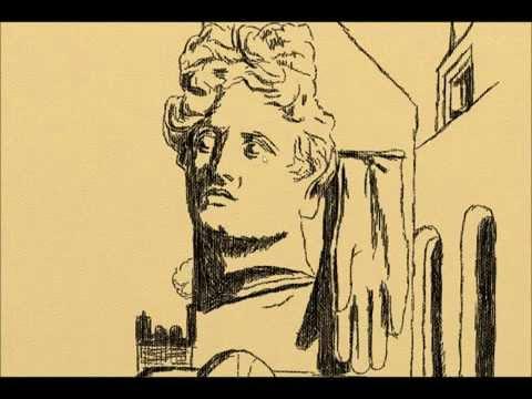 BOZZETTO #3 Canto d'amore, Giorgio de Chirico