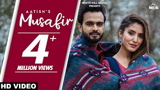 MUSAFIR (Official Video) | Aatish | Cherry | Cheetah | New Punjabi Songs 2021 | Valentine Songs 2021