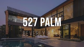 527 North Palm Drive | ,995,000 Beverly Hills Mansion