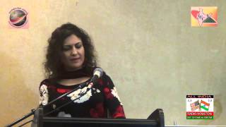 HINDI KAVITA KI SHAAM HOUSTON 2014 JASMEETA SINGH. ALL INDIA RADIO HOUSTON NIK NIKAM