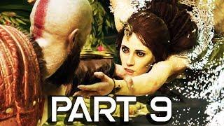 God of War 4 Walkthrough Part 9 - New Realm - GOD OF WAR GAMEPLAY!! (PS4 PRO 60FPS)