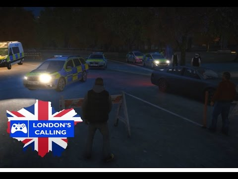 GTA IV London's Calling Clan Official Patrol 136 - Heathrow Runway Protest