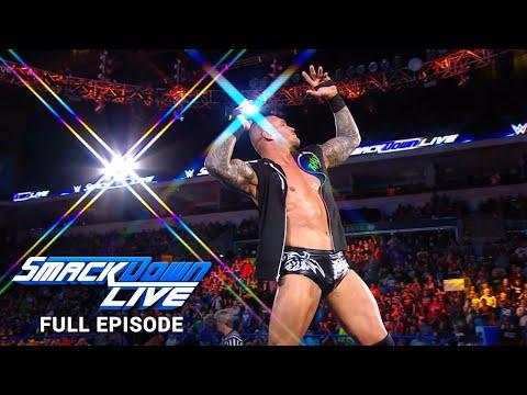 WWE SmackDown LIVE Full Episode, 5 September 2017