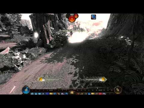видео: panzar - Ледяная Ведьма: Эльфийская пристань под Линкин Парк =)