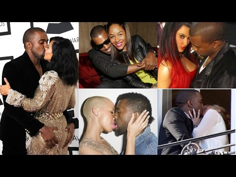 Girls Kanye West Has Dated!