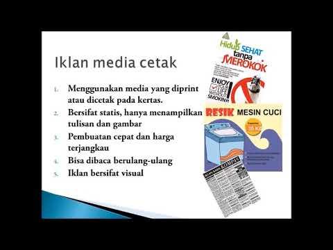 Tematik Tema 9 Kelas 5 Perbedaan Iklan Media Cetak Dan Iklan Media Elektronik Youtube