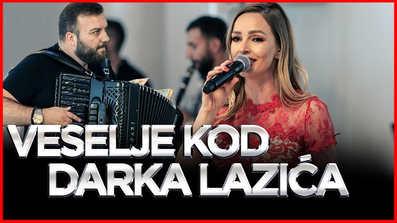 JELENA GERBEC & BORKO - MIX PESAMA - VESELJE KOD DARKA LAZICA / jun 2020