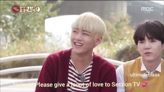 Video [ENG SUB] Section TV BTS - Taehyung's aegyo 😍 (Part 1.2) download MP3, 3GP, MP4, WEBM, AVI, FLV November 2017