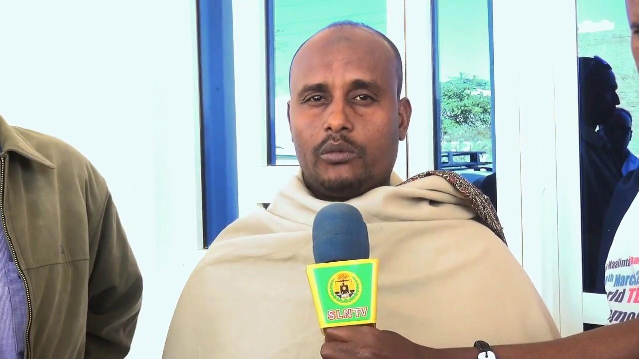 Image result for wasiirka cusub ee maaliyada Somaliland