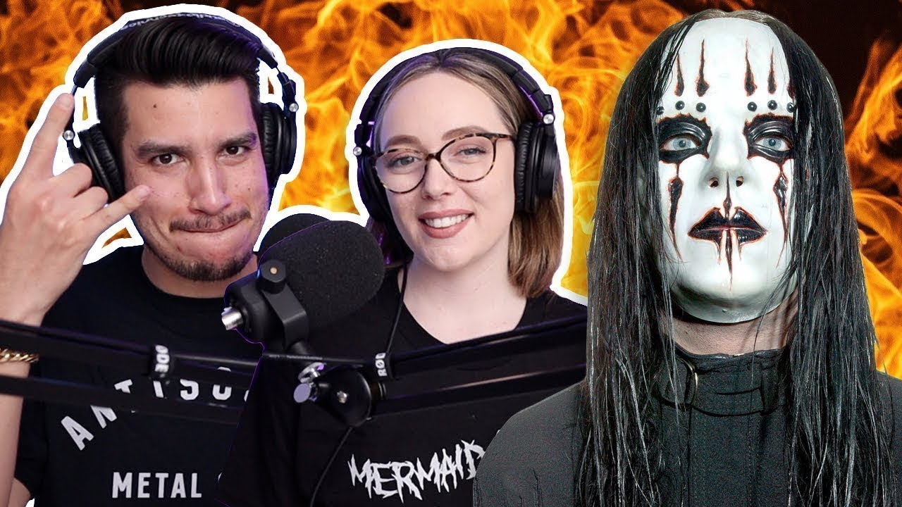 SLIPKNOT - The Blister Exists Reaction   BRITISH WIFE REACTS