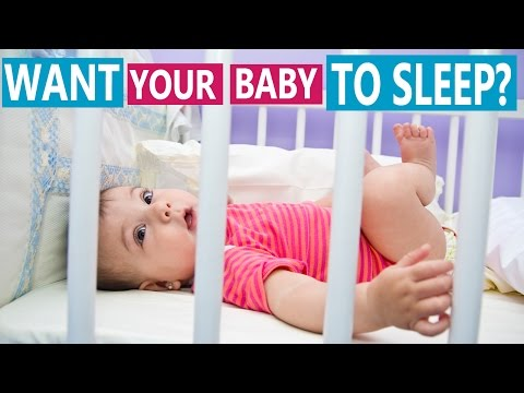Baby Sleep Whisperer's Guide to Self-Settling | Give your Baby the Gift of Sleep
