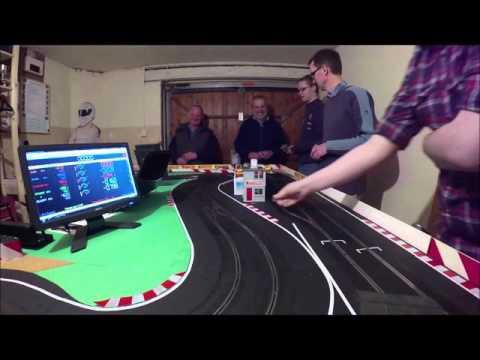 Porsche Rotation Races 20/04/2016 Exmoor Slot Racing