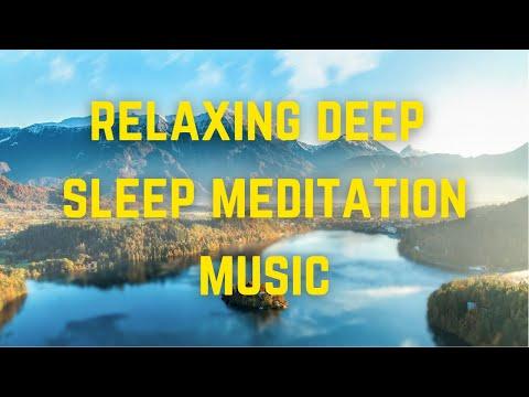 Relaxing Deep Sleep Music & Stunning Nature l Meditation Music l Stress l Healing Therapy Music