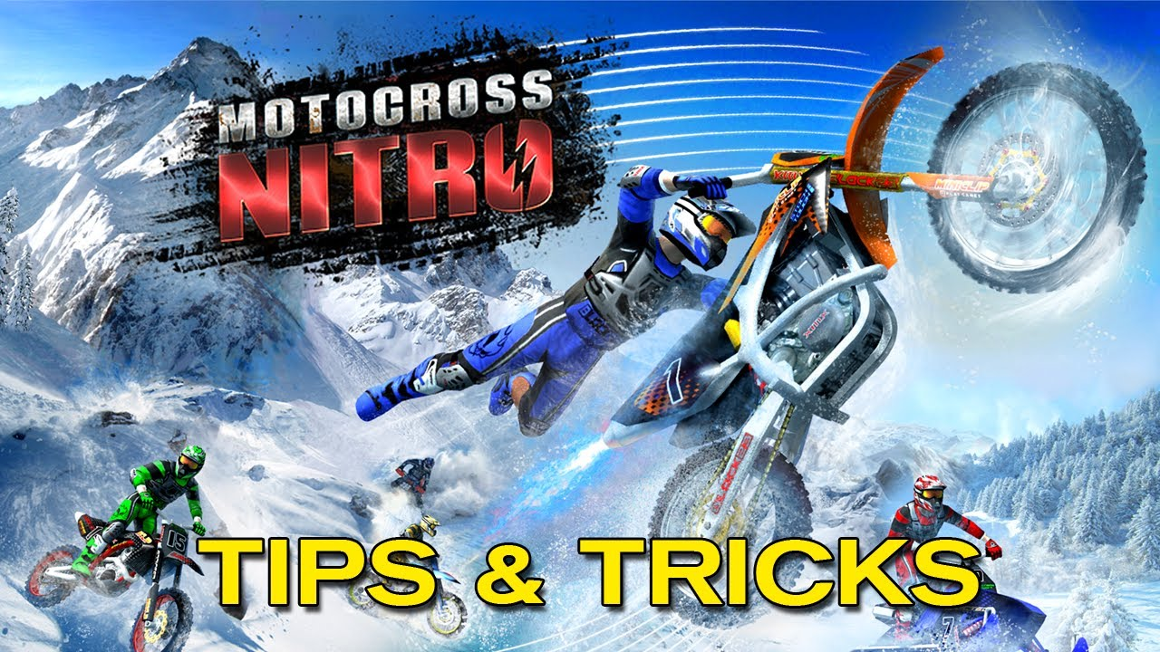 motocross x nitro hacked