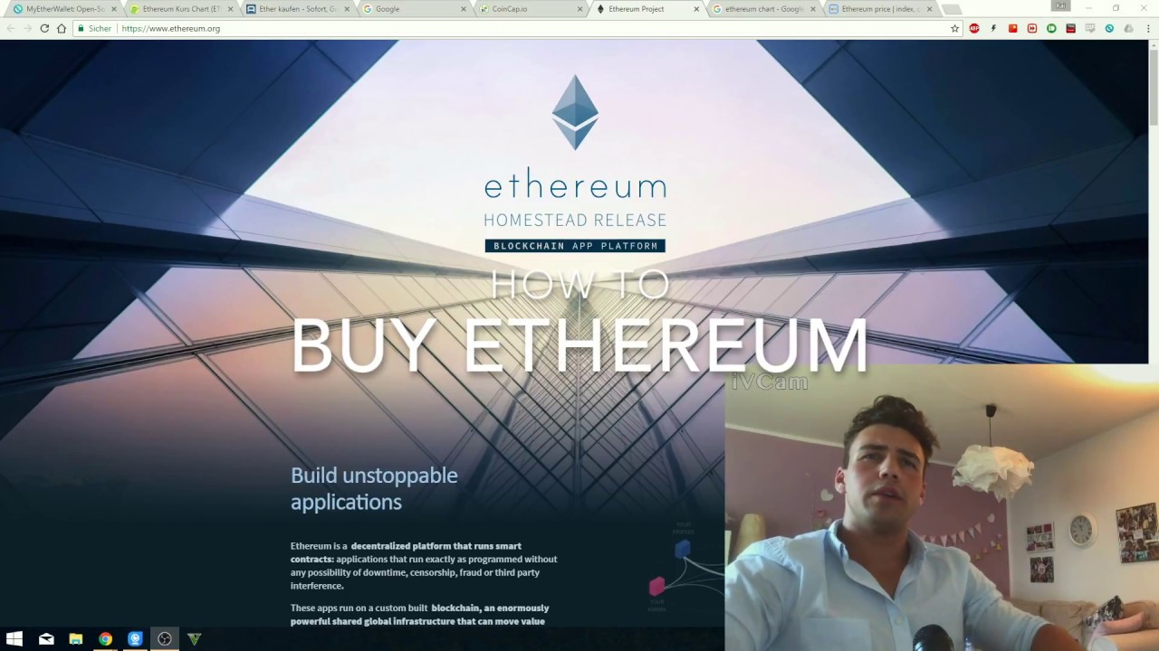 ethereum investieren
