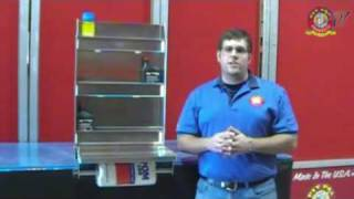 Pit Pal Trailer Cabinets / Wall Organizers / Garage Organization