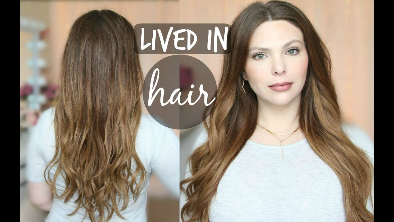 Lived in hair tutorial my fantasy hair youtube pmusecretfo Gallery
