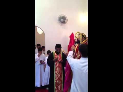 H.G Dr. Mor Theophilose Kuriakose Easter @ St. Peter