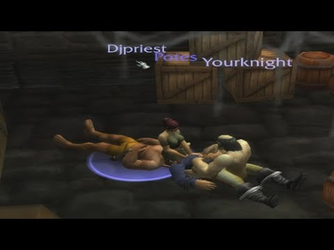 Horny Gamers In WoW Classic
