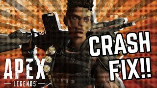 Apex Legends Crash Fix - How To Fix Random Crashes on Windows 10