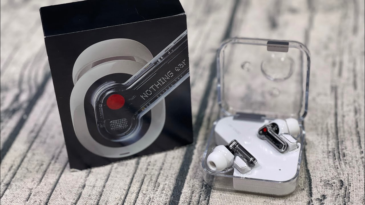 Nothing Ear (1) True Wireless Earbuds - Too Good To Be True?