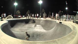 etnies skatepark of lake forest expansion session