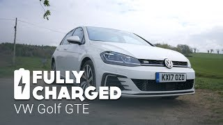 Golf GTE | Fully Charged