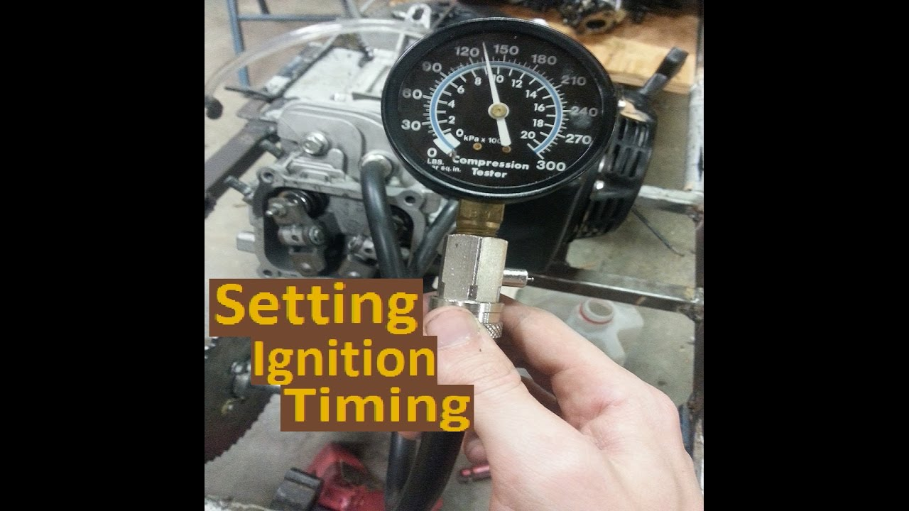 the steps in setting engine timing utilizing a distributor Volkswagen baja bug stuff static timing  static timing is a poor man's way of setting your timing it can be done with light probe or voltmeter and allows you to get to a safe start point, such as when you are setting up your engine for the first time or swamping in a spare distributor while on the road.