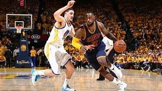 LeBron James Scores Finals Career-High 44 Points