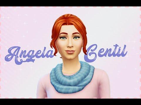 ❤Los Sims 4 : ❤Cámbiame❤ - Angela Gentil #1