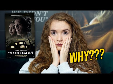 You Should Have Left (2020) Spoiler free Horror Movie Review | Kevin Bacon & Amanda Seyfried