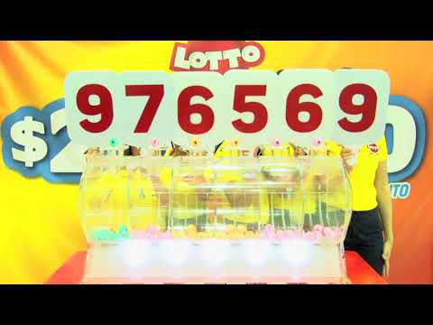 Sorteo Lotto 1871 10-OCT-17