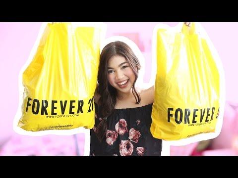 Forever 21 Philippines Haul | Janina Vela