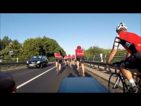 59 er Pieett / Mit den Bikefriends beim Bonn Eupen Bonn