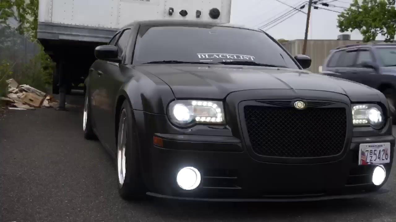 Chrysler 300 Vinyl Wrapped Youtube
