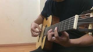 Hà Nội Trái Tim Hồng - Guitar Solo