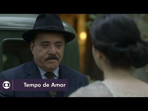 Tempo de Amar: capítulo 90 da novela, quarta, 10 de janeiro, na Globo