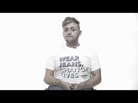 Jack Binstead supports Jeans for Genes Day!