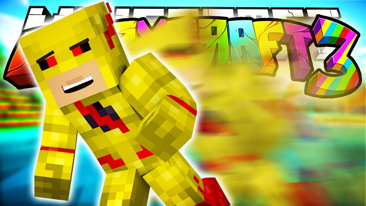 how to build reverse flash in minecraft