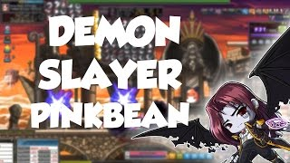 MAPLESEA - Demon Slayer Pink Bean 600k range 5th job